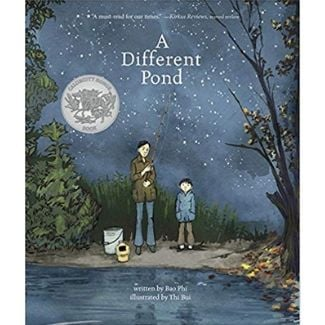 Children's Books About Dads, A Different Pond
