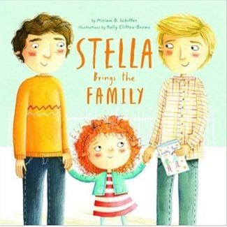 Children's Books About Dads, Stella Brings the Family