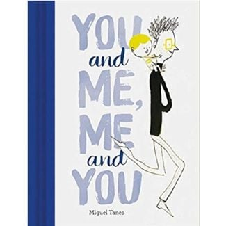 Children's Books About Dads, You and Me, Me and You