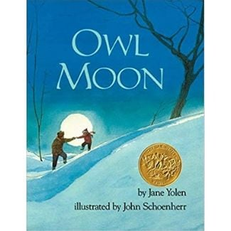 Children's Books About Dads, Owl Moon