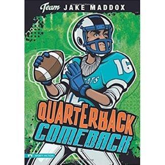 Best Books for 7 Year Olds, Teak Jake Maddox