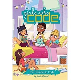 Best books for 7 year olds, Girls Who Code