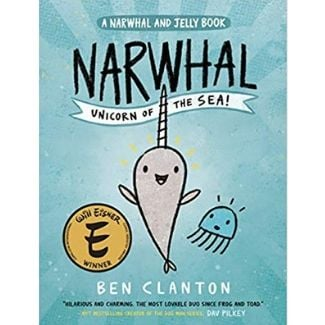 Best Books for 7 Year Olds, Narwhal and Jelly