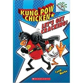 Best Books for 7 Year Olds, Kung Pow Chicken
