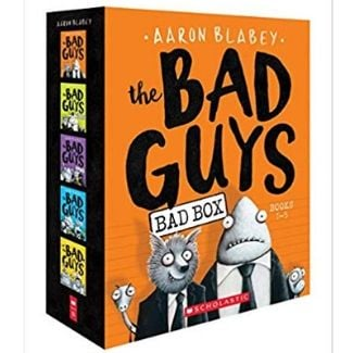 Best Books for 7 Year Olds, The Bad Guys