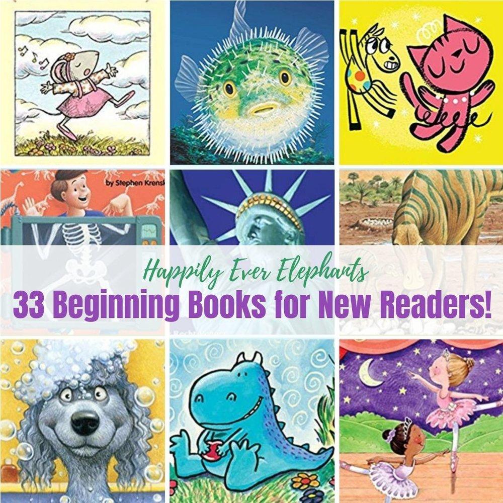 Delightful Beginning Books for Your New Readers!.jpg