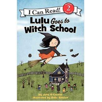 Beginning Books, Lulu Goes to Witch School