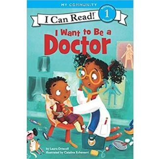 Beginning Books, I want to be a Doctor