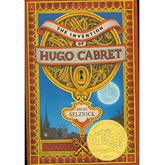 Books for Advanced Readers, 2nd & 3rd graders, The Invention of Hugo Cabret