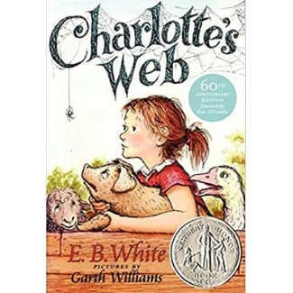 Books for Advanced Readers, 2nd and 3rd graders, Charlotte's Web