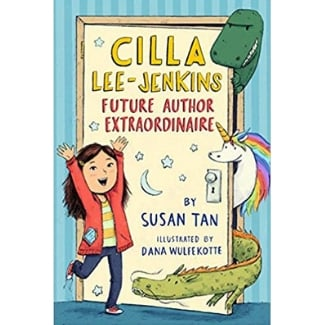 Books for Advanced Readers, second and third grade, Cilla Lee Jenkins