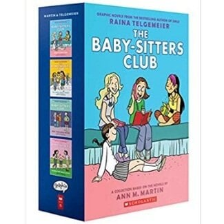 Books for Advanced Readers, second and third grade, The Baby-Sitters Club