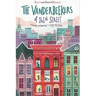 Books for Advanced Readers, second and third grade, The Vanderbeekers