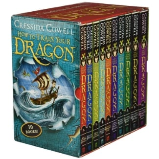 Books for Advanced Readers, 2nd and 3rd grade, How to Train Your Dragon
