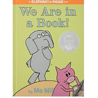 Mo Willems Book List, We are in a Book