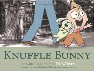 Mo Willems Book List, Knuffle Bunny