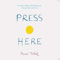 Interactive Books for Babies, Press Here