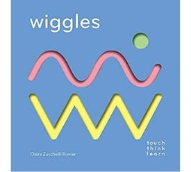 Interactive Books for Babies, Wiggles