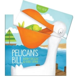 Interactive Books for Babies, Pelican's Bill