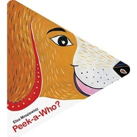 Interactive Books for Babies, Peek a Who
