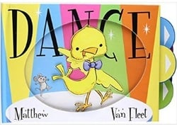 Interactive Books for Babies, Dance