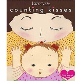 Interactive Books for Babies, Counting Kisses