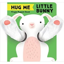 Interactive Books for Babies, Hug Me Little Bunny