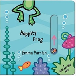 Interactive Books for Babies, Hoppity Frog