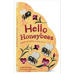 Interactive Books for Babies, Hello Honeybees