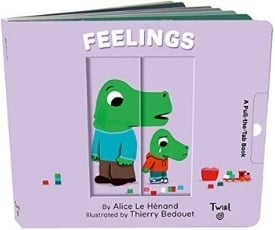 Interactive Books for Babies, Feelings