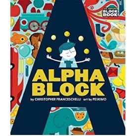 Alphabet Books for Toddlers, Alphablock