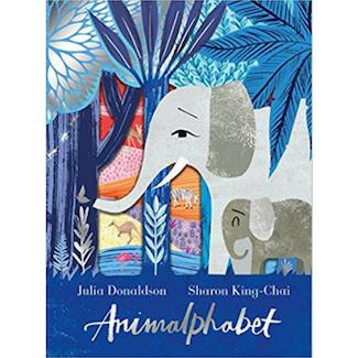 Alphabet Books for Toddlers, Animalphabet
