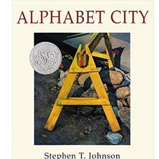alphabet books for toddlers, Alphabet City