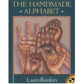 alphabet books for toddlers, the handmade alphabet