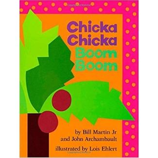 Alphabet books for toddlers, Chicka Chicka Boom Boom