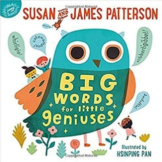 Alphabet Books for Toddlers, Big Words for Little Geniuses