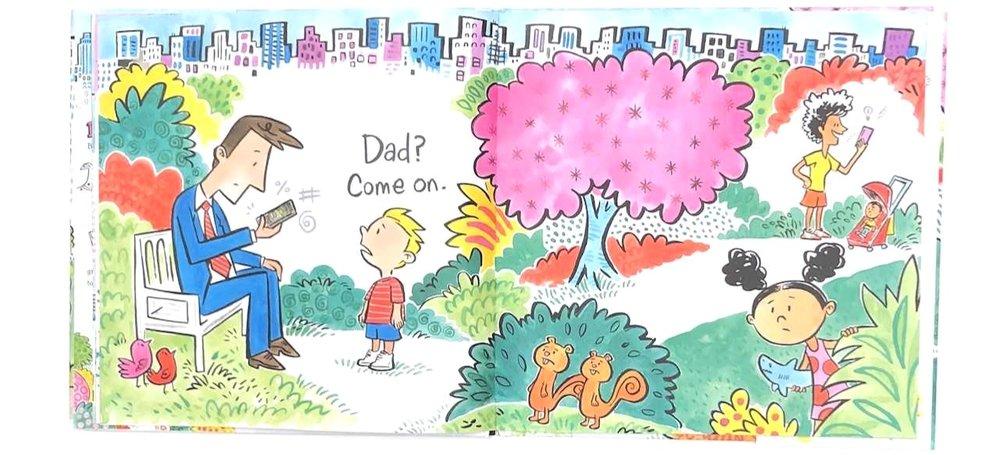 Tiffani Thiessen Children's Book, You're Missing It!