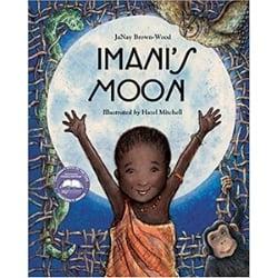 Children's Books About Moms, Imani's Moon