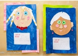Children's Books about Moms, and included mother's day craft ideas!