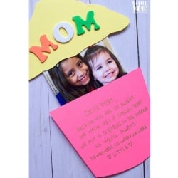 children's books about moms, including awesome crafts for mother's day