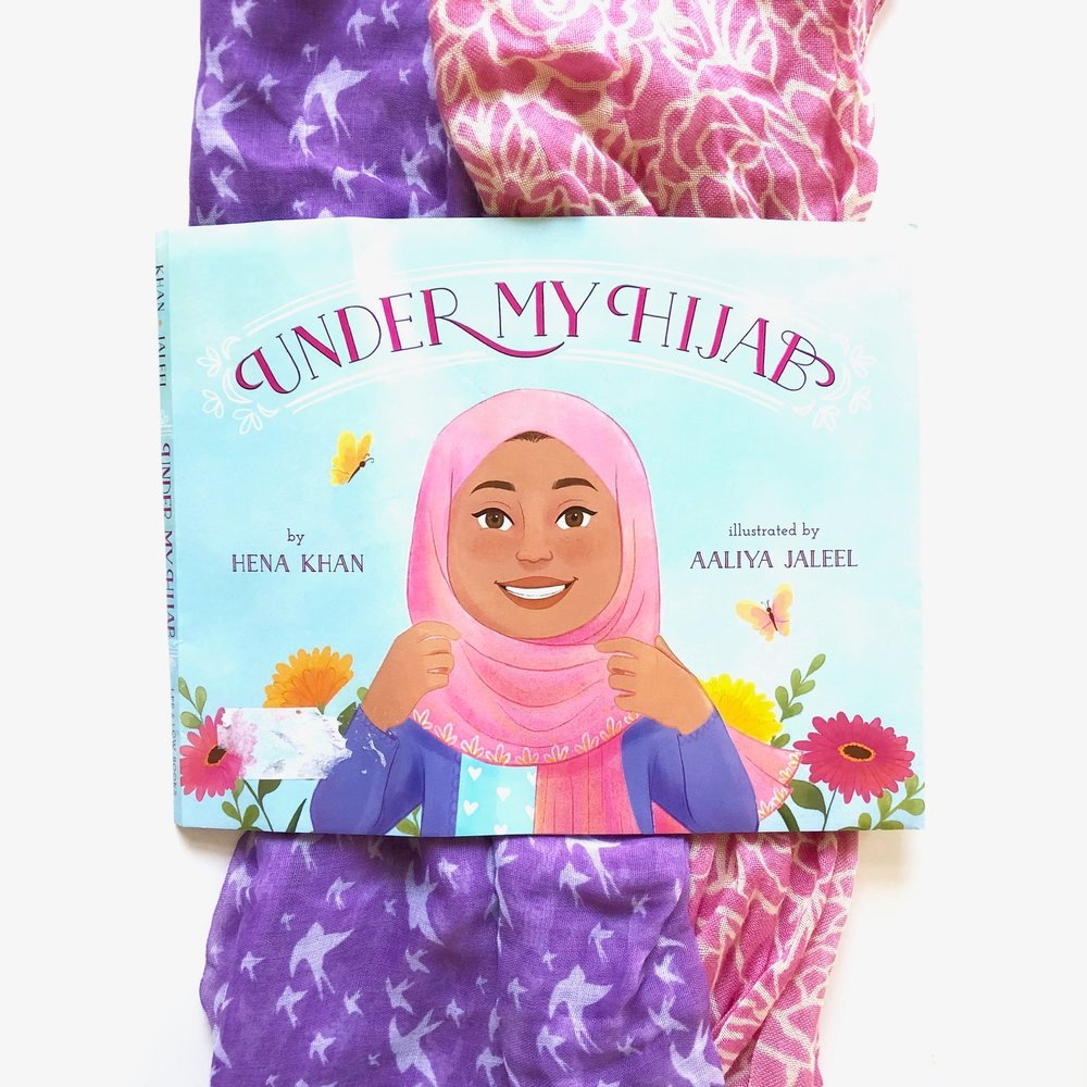 Multicultural Children's Picture Books, Under my Hijab