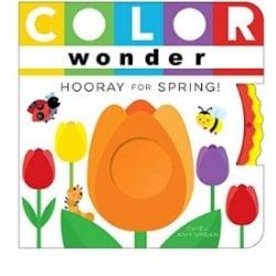 Spring Books for Children, Color Wonder