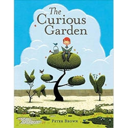 Spring Books for Children, The Curious Garden