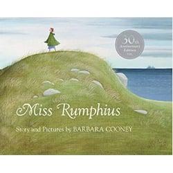 Spring Books for Children, Miss Rumphius