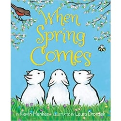 Spring Books for Children, When Spring Comes