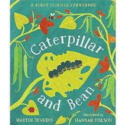 Spring Books for Children, Caterpillar and Bean