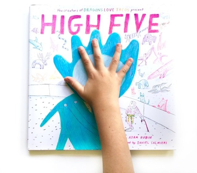 Interactive Picture Books, High Five