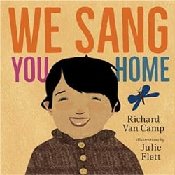 Diverse Baby Books We Sang You Home
