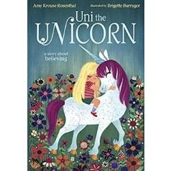 Picture Books About Unicorns, Uni the Unicorn