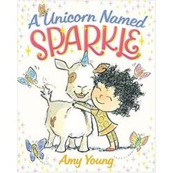 Picture Books About Unicorns, A Unicorn Named Sparkle